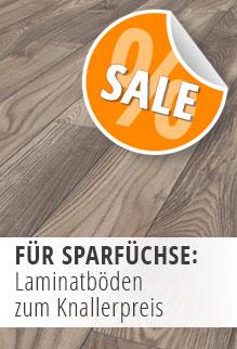 Bodenbeläge, Fußboden, Laminat, günstig, Spar, billig, Sale, Discount