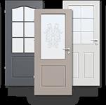 Provence, landhaus, Westag, Trendlack, Zimmertür, Innentür, unifarben
