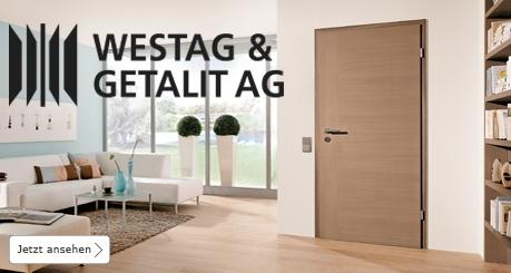 Westag&Getalit, Portalit, Getalit, im Vergleich