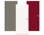 Lackierte Türen in RAL Farben