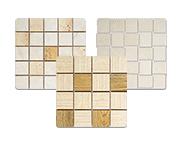 Mosaikfliesen von Ceramika Konskie