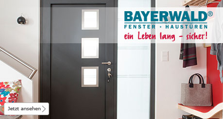 Bayerwald, Haustüren, Aluminium, Holz, Kunststoff