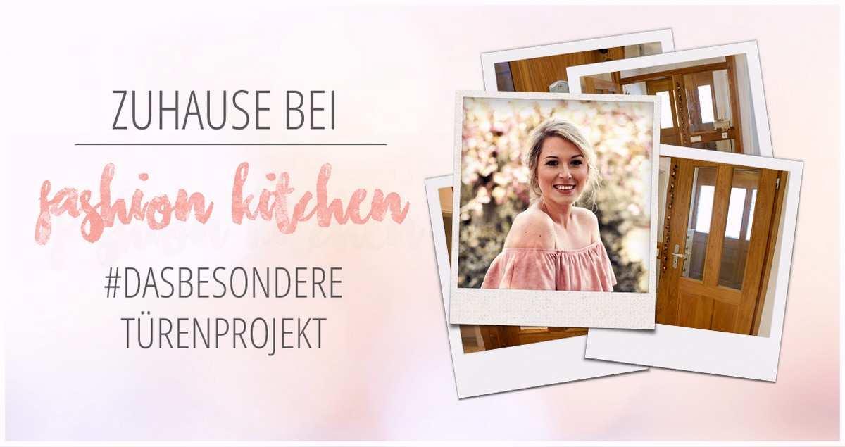 DEINE TÜR, fashion-kitchen, Kundenprojekt