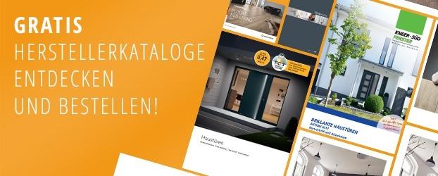 Katalog, Hersteller, Bodenbeläge, Türen, gratis