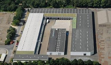 Logistikzentrum Innentüren Lebo