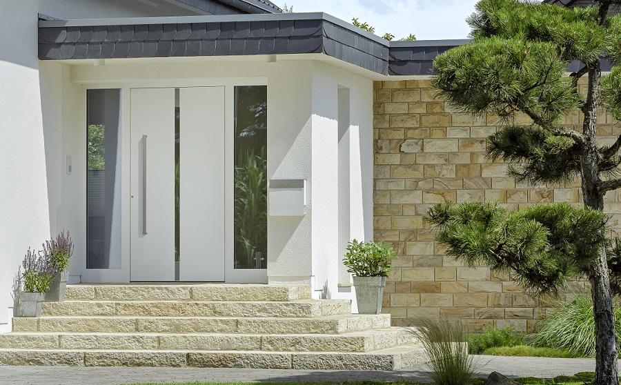 Aluminium Holz Haustür günstig online kaufen