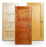 Massivholztüren, Bauhaus-Stil, Kassettentüren, Füllungstüren, Innentüren, Zimmertüren, Holztür, Kiefer, Fichte