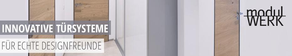 vitaDOOR, modulWERK, wandbündig, Premium-Designtüren, Innentüren, Zimmertüren