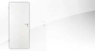Weißlack 9010 Innentür von Lebo
