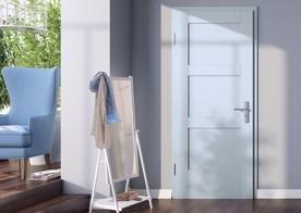 Zarge für Innentür, Zimmertür, Türrahmen