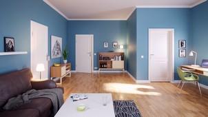 Jeld-Wen, Stiba Plus, Innentüren, Modell, Modelllinie, Linie, Zimmertür, Landhaus, Cottage, Tür mit Zarge