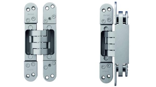 Bänder 3 D Stumpfeinschlagende Tür