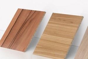 Oberflächen-Muster von Türen