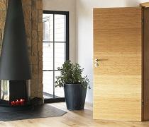 Echtholzfurnierte Türen