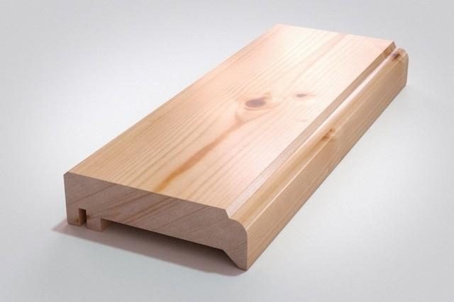 Muster Massivholz lackiert